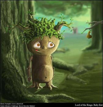 Baby Ent by iLegacy