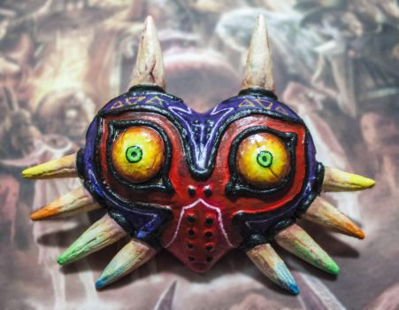Legend of Zelda: Majora's Mask by Sulfyr