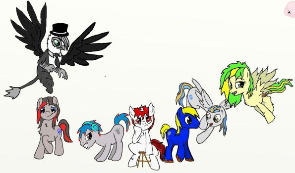Back in the old days(not complete) by Blaze-The-Knight