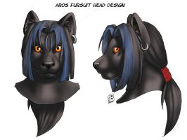 Aros's Head Design by Pinkuh