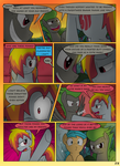 MLP FIM STARS Chapter-4 Stickers Page-58 by MultiTAZker