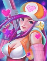 Arcade Miss Fortune by Shubaobao