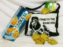 Bag - Come to the dark side, we have cookies by Painou