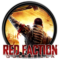 Red Faction Guerrilla Icon 2 by Komic-Graphics