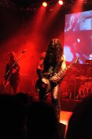 w.a.s.p. in bucharest 7 by fotonicu