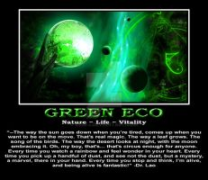 Green Eco by ClefJ
