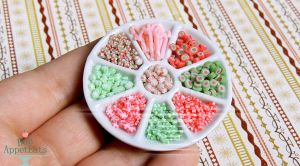 1:12 Assorted Christmas Candies and Candy Canes by Bon-AppetEats