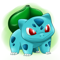 It's a Bulbasaur!