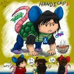 Handicap Turtle Mouse. by Biohazard-kirby