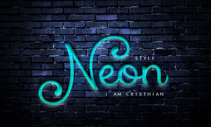 Neon Style by ElasticArt