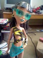 Monster High Doll Cleo by zmorphcom