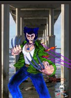 Wolverine  colab by CDL113