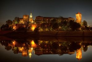Cracow Royal Castle II by jeremi12