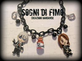 vampire knight Fimo by SogniDiFimoCReazioni