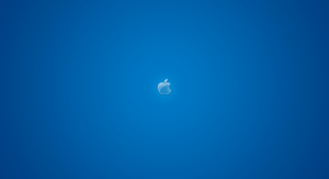 Apple Blue 3 by monkeymagico