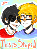 Homestuck: This Is Stupid by Le-Juge