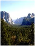 Yosemite National Park by camfa