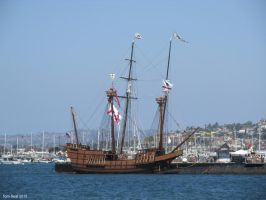 Tall ship 3 by Transportphotos