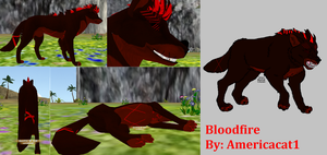 Bloodfire Preset by americacat1