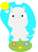 Moomin by Alice-of-Africa