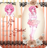 Once Upon a Highschool: Lila by RoseGotham