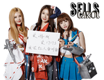 T-ara [Png] render by Sellscarol