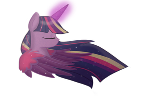 Rainbowfied Princess Twilight Sparkle by FreckledBastard
