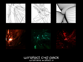 gk: Wirefect C4D Pack by toyzRuS