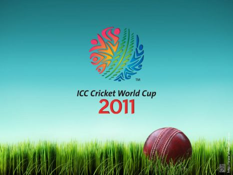 Cricket World Cup 2011 - WP03 by Shikeb