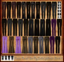 Pants Brush Set - Pack1 by RedHeadLilith