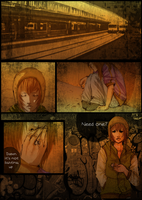 Last train Home - Page 1 by Fukairi