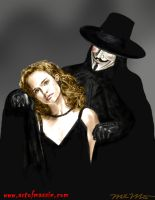 V for Vendetta by Massiepiece-Theater