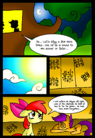 Apple Bites - Tic Tac Toe: Page 3 by NeonCabaret