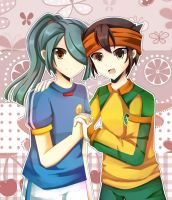 AT: endou kazemaru by Angelschatedral99
