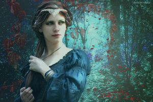 Persephone by Scarlettletters