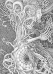 Subconscious tendrilation by JoeMacGown
