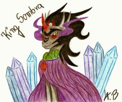 King Sombra by Anzu18
