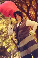 Once-ler Cosplay - My tree by StrawberrySoulReaper