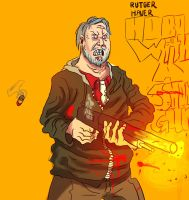 Hobo with a shotgun by tonyfony
