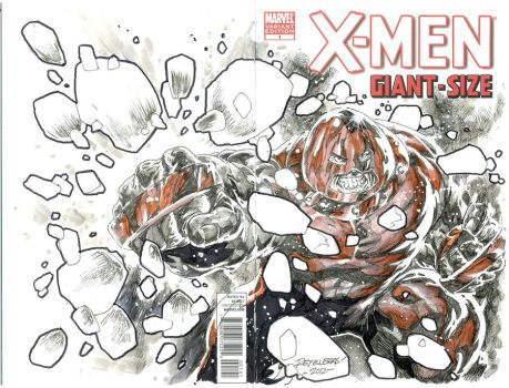 Juggy Cover Commission by Reybronx