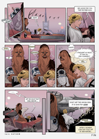 If Chewie and Luke were best friend.....page4 by Larscatson