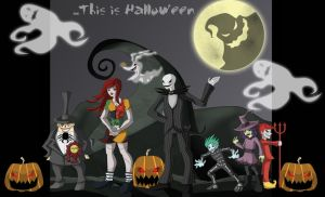 This is Halloween by Grim-Raider
