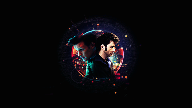 The Doctor (10th/11th) Wallpaper #3 by chiaratippy