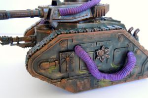 Possessed Leman Russ 006 by Rekrelle