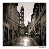 Faenza: rainy day II by frescendine