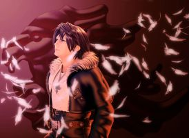 Squall Leonheart by Shunsquall