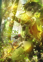 Sinon Archer of the Forest by Senzaki-kun