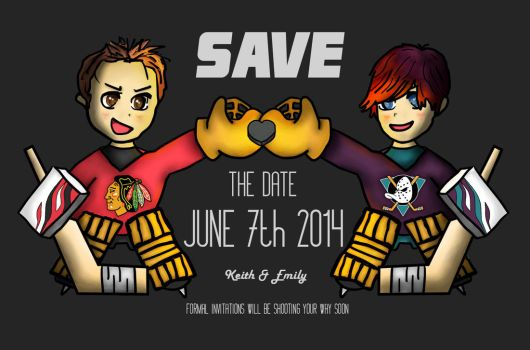 SAVE! ...the date by Magical-Me