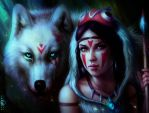 Mononoke Night by sanguisGelidus