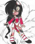 The Little Kitty in Red by Phoenix-Skywriter